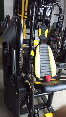 aparelhos musculação academia completa modernos aceito troca