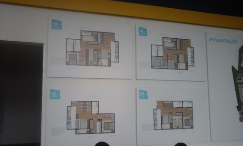 apart 2 dorm  45 m2 - itaquera