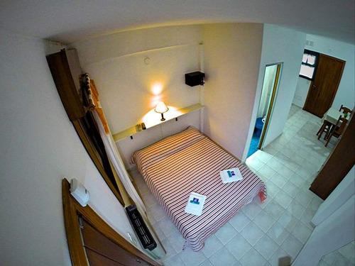 apart hotel - hospedaje - playa - cabañas - complejo