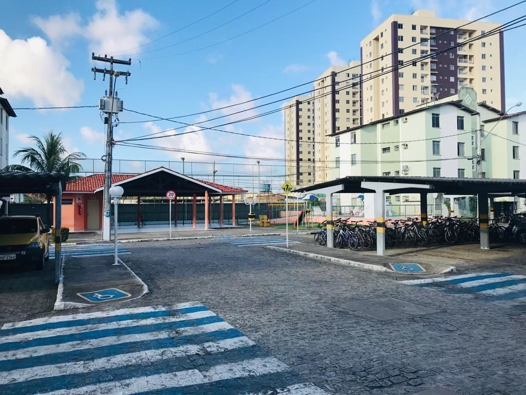 apart. no cond. terra do sol, bairro jabotiana - cp6098