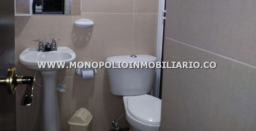apartaestudio amoblado arrendamiento castellana cod:10828