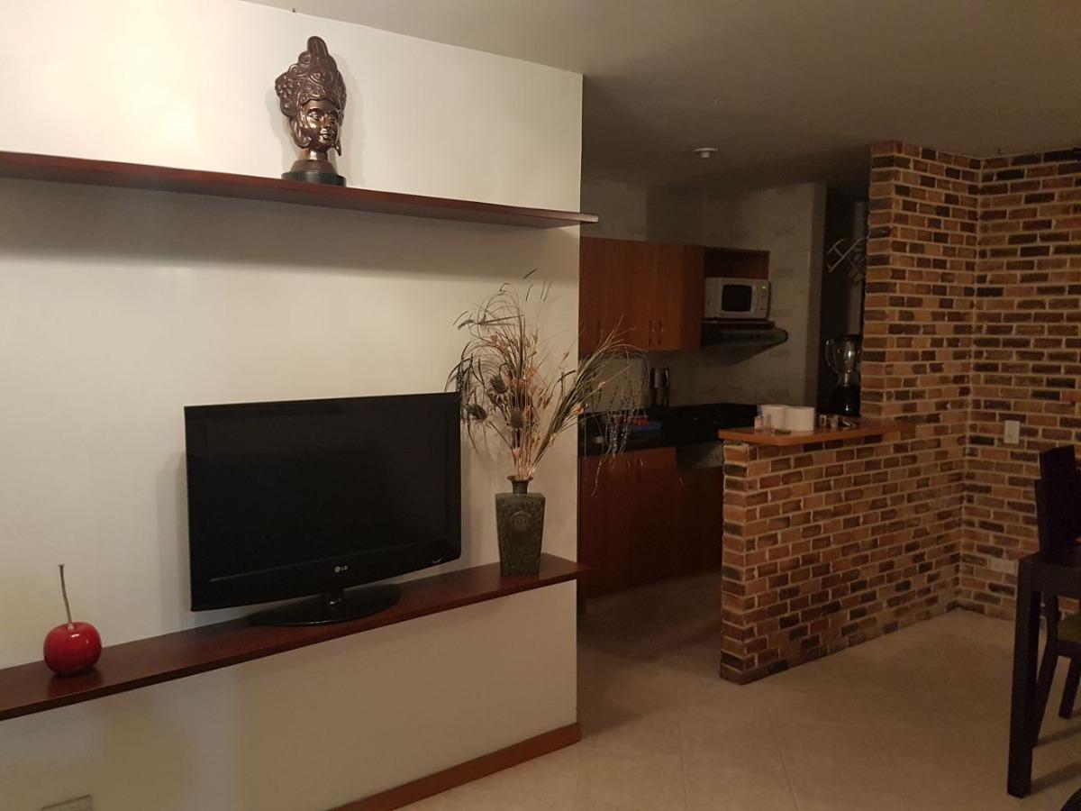 apartaestudio apartamento  amoblado alquiler x días medellín