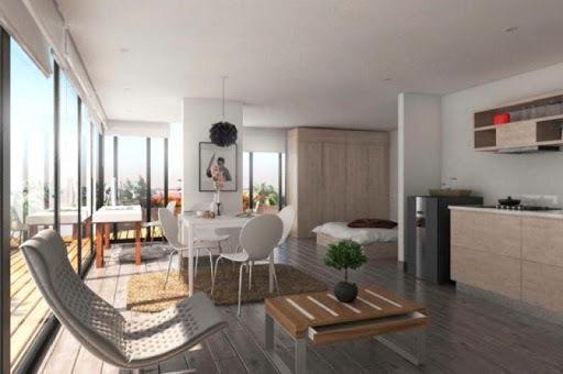 apartaestudio en venta chapinero 90-8748