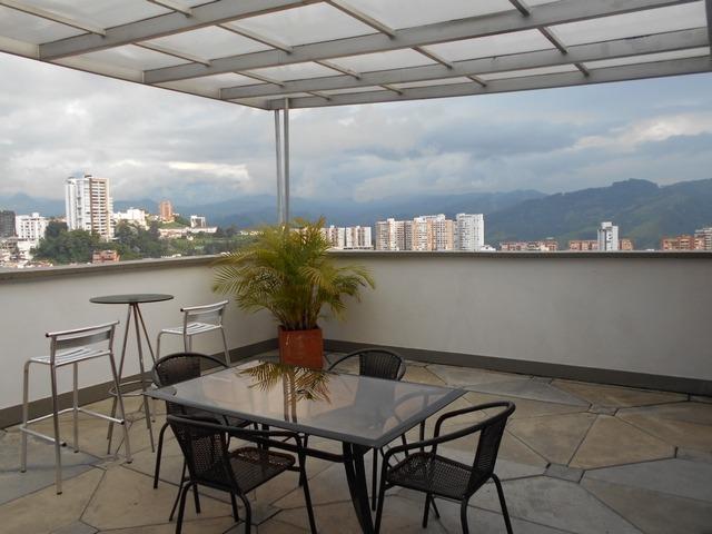 apartaestudio guayacánes manizales