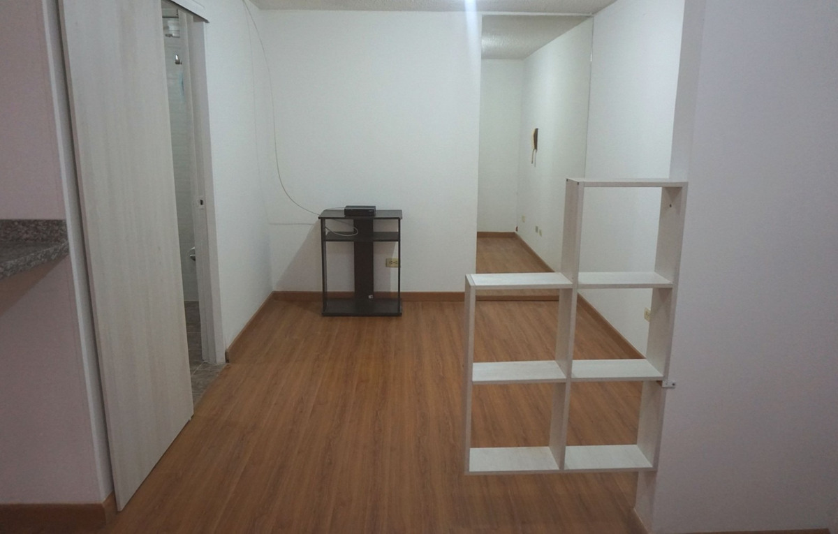 apartaestudio javeriana remodelado garaje opcional