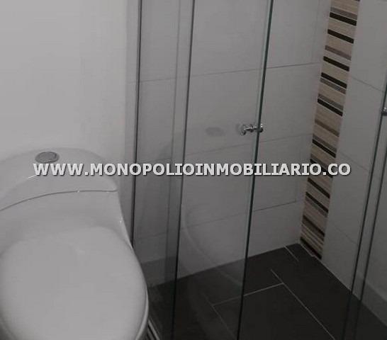 apartaestudio loft amoblado arrendamiento laureles cod:12809
