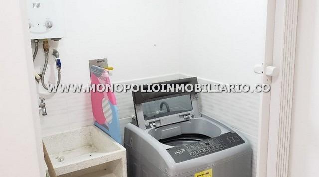 apartaestudio loft amoblado renta poblado cod10875