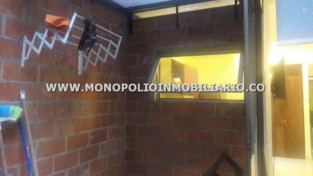 apartaestudio loft arriendo poblado castropol cod 12517