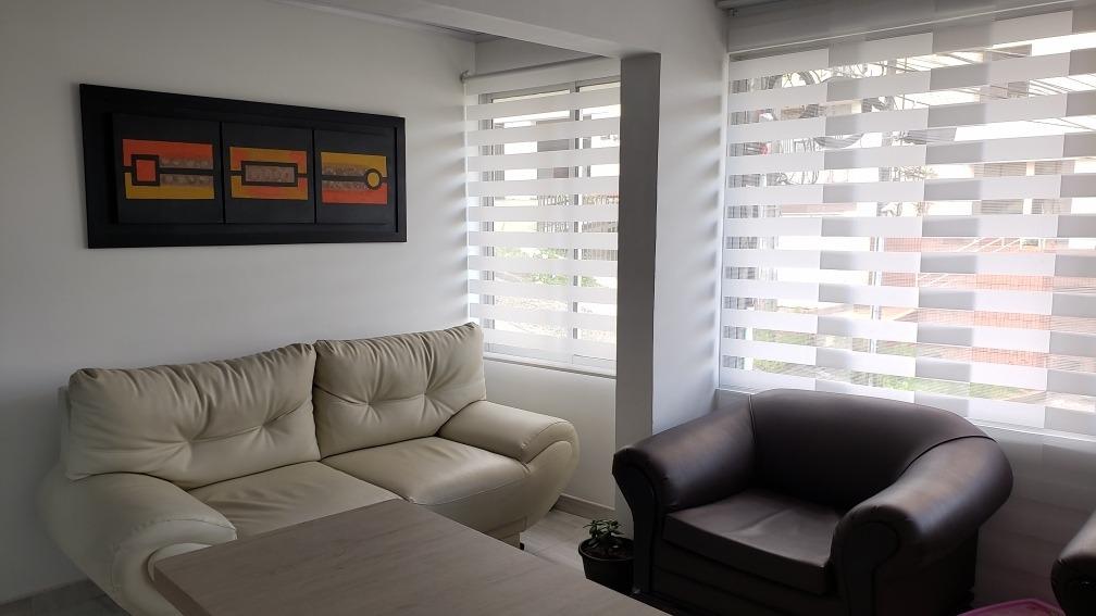 apartaestudio recién remodelado, excelente ubicación