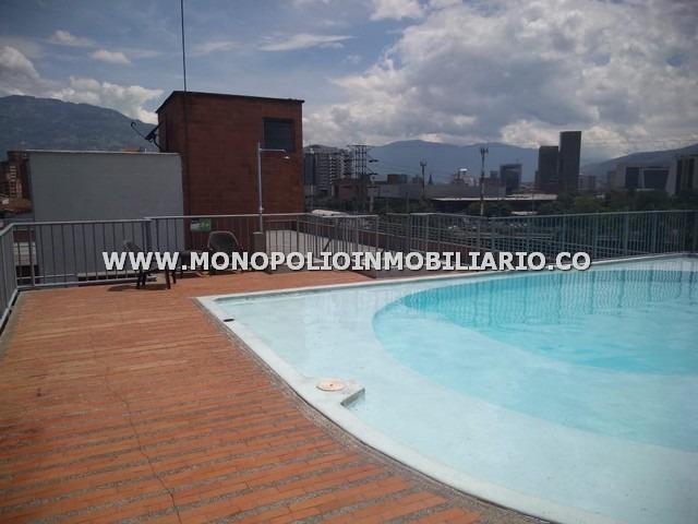 apartaestudio renta - belen cerro nutibara cod: 11608