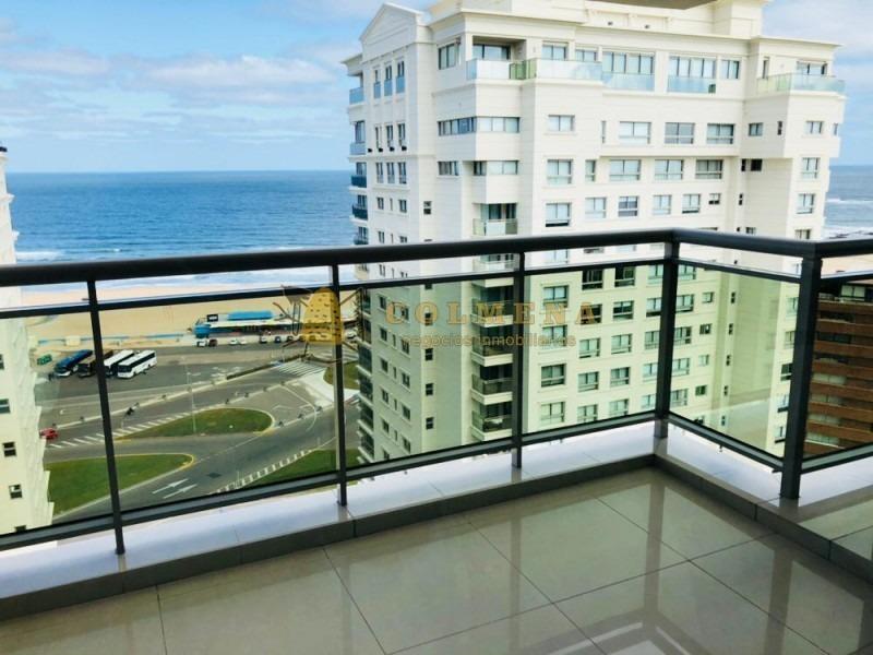 apartamemto de 3 dor 3 baños mas toillete con balcon en excelente estado en la peninsula consulte - alquiler.-ref:1264