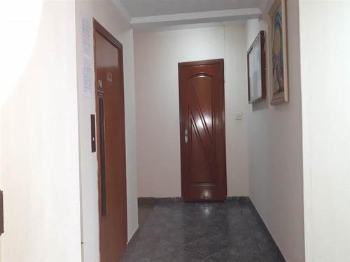 apartament a venda, 1 dormitório, vila tupi, praia grande sp - em121