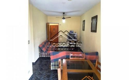 apartamento 01 dormitório na tupi em praia grande