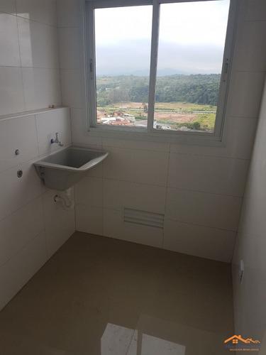 apartamento 02 dormitórios com living ampliado viver arujá - 19638