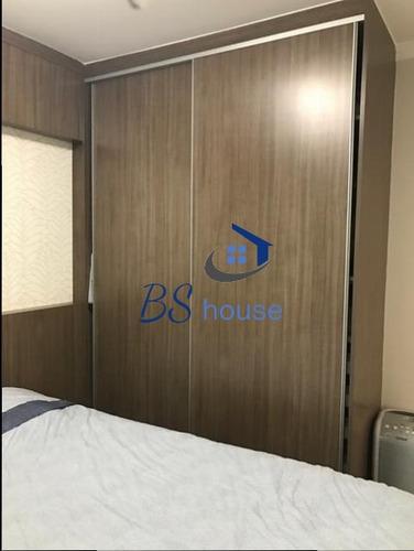 apartamento - 02 dormitórios -  condição única. - 3704