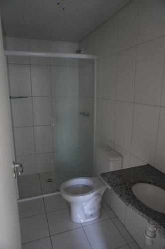 apartamento 02 dormitórios, face norte  no portão!!