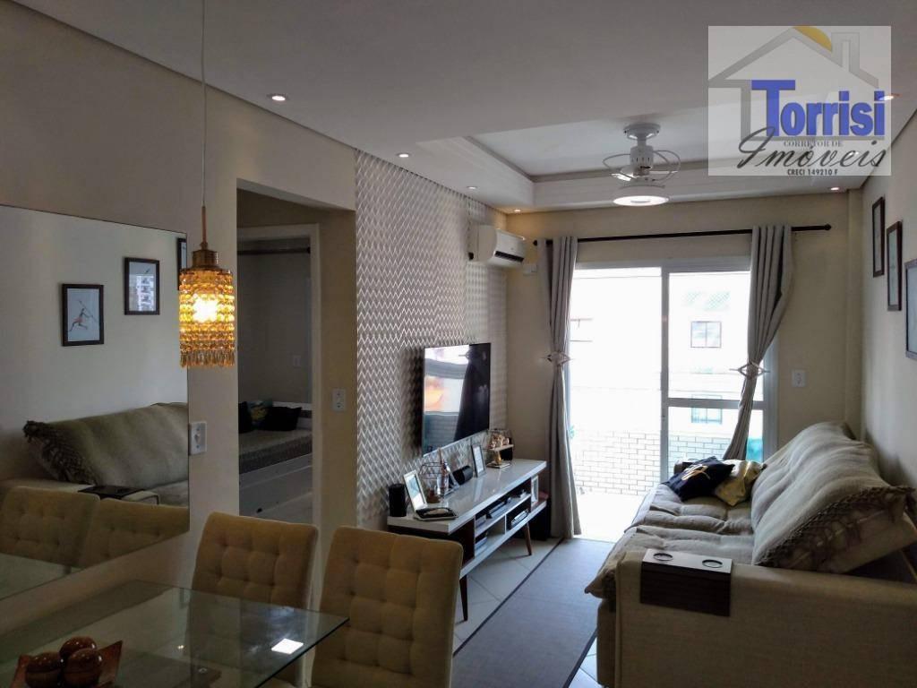 apartamento 02 dormitórios, guilhermina, praia grande - sp.   -  referencia: ap2485 - ap2485