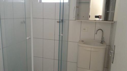 apartamento 02 dormitórios, ótima localização. ref 79679