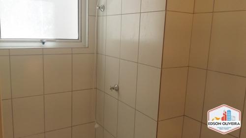 apartamento 02 dormitórios - pronto para morar em salto - 172