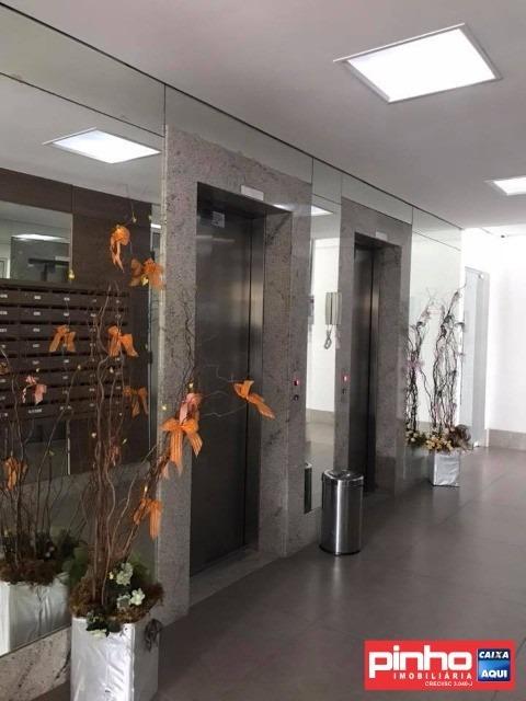 apartamento 02 dormitórios, residencial ana beatriz, vende, bairro rio caveiras, biguaçu, sc - ap01140