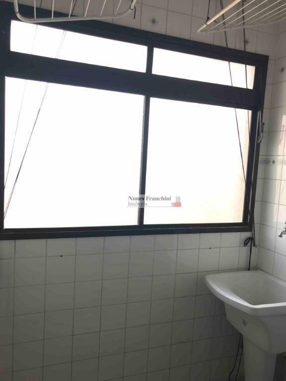 apartamento  02 dormitórios, sacada, 01 vaga no mandaqui - ap7284
