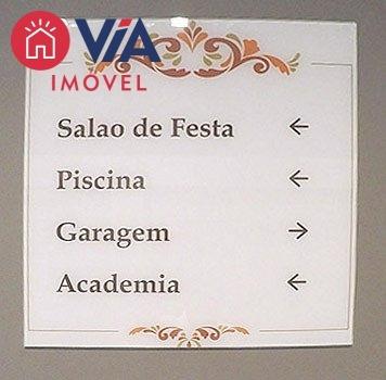 apartamento 02 dormitórios, vila operária itajaí - 152
