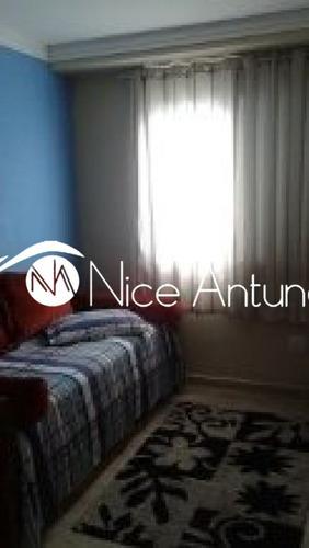 apartamento 02 dorms, 01 vaga ¿ vila medeiros - na8485
