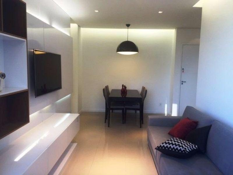 apartamento 02 quartos, alphaville lagoa dos ingleses - 427