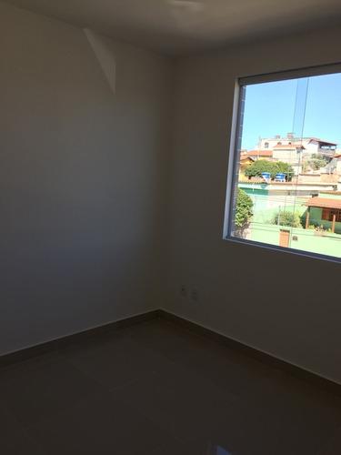 apartamento 02 quartos bairro milionários - bh - 221