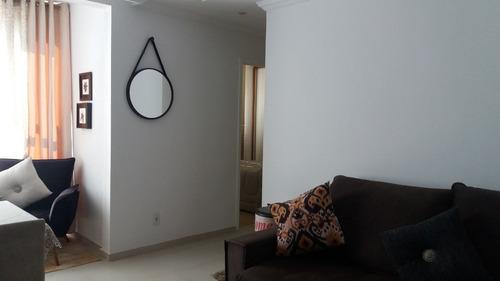 apartamento 02 quartos buritis - 5116