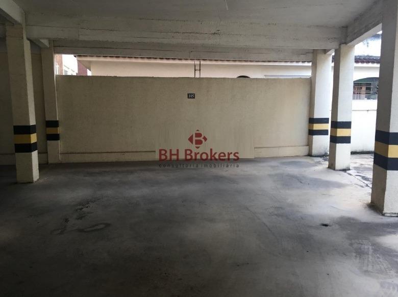 apartamento 02 quartos com àrea privativa - 14894