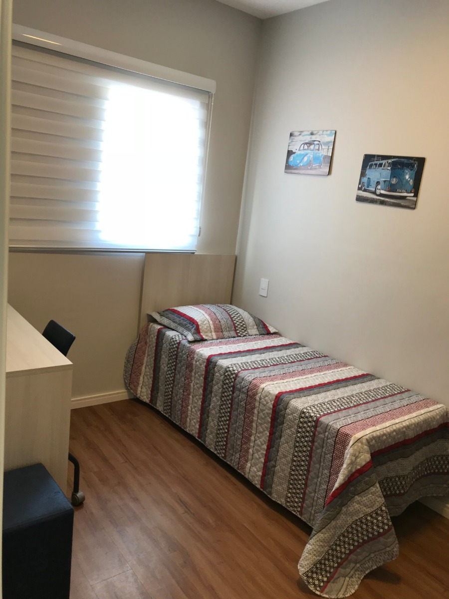 apartamento 03 dorm/ 01 vaga ( 200 metros da usf )  ap-021