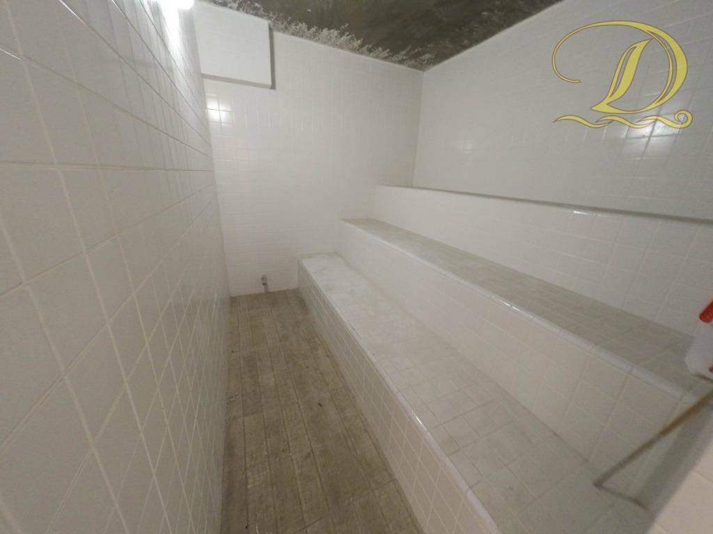 apartamento 03 dormitórios com varanda gourmet e aceita permuta com imóvel de menor valor, canto do forte, praia grande - ap1748