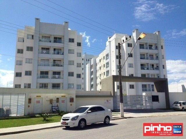apartamento 03 dormitórios (suíte), venda direta caixa, bairro centro, tijucas, sc, assessoria gratuita na pinho - ap01132