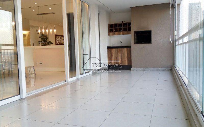 apartamento 03 dormitorios suites 02 vagas 141m2 no morumbi