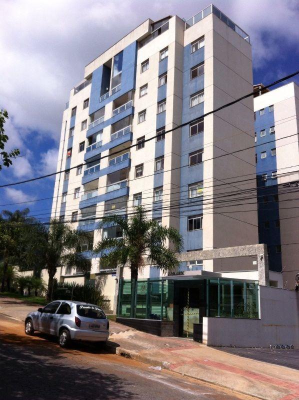 apartamento 03 quartos, buritis, bh - 203