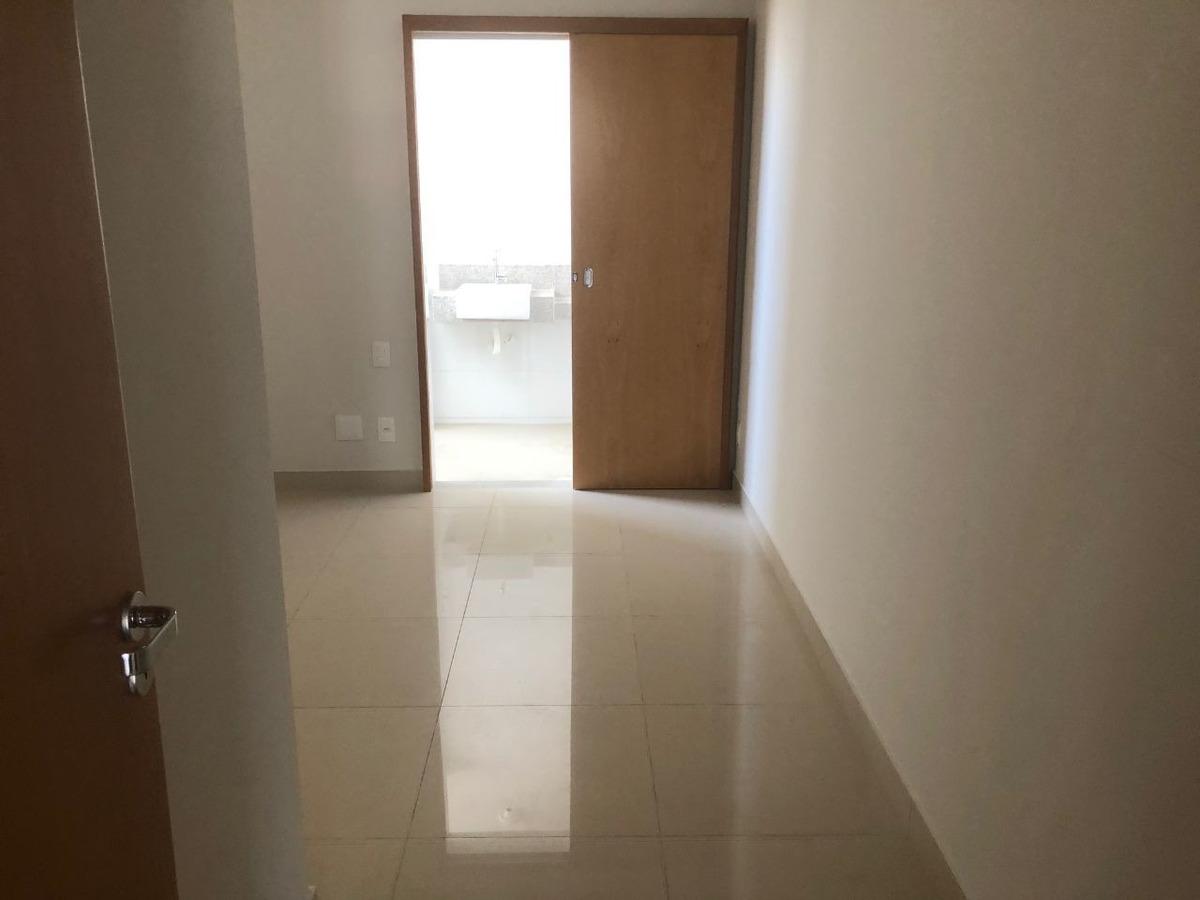 apartamento 03 quartos no padre eustáquio - rt507