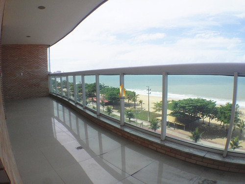 apartamento 04 quartos alto padrão frente ao mar na praia de itaparica. - 19274