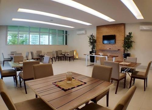 apartamento 04 quartos alto padrão no parque das castanheiras. - 19400