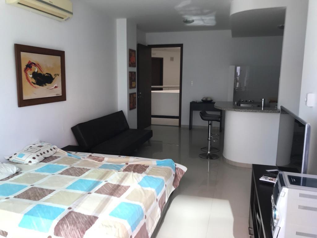 apartamento 1 alcoba con excelente ubicación cerca al viva.