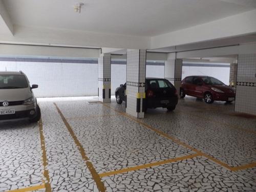 apartamento 1 dorm. / 7º andar / 62m² útil / bairro forte