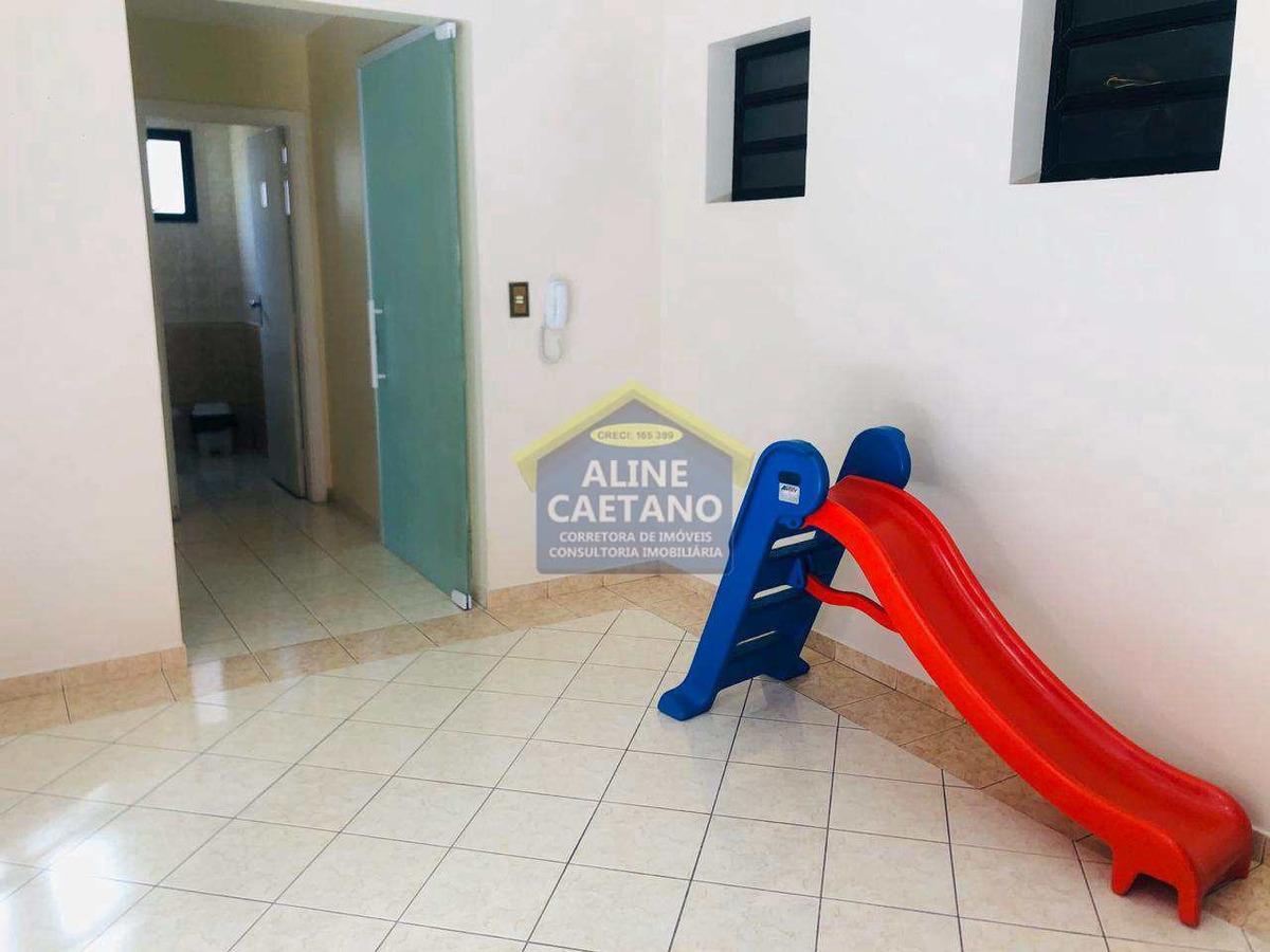 apartamento 1 dorm, aviação piscina 50mts do mar!! - vac054270