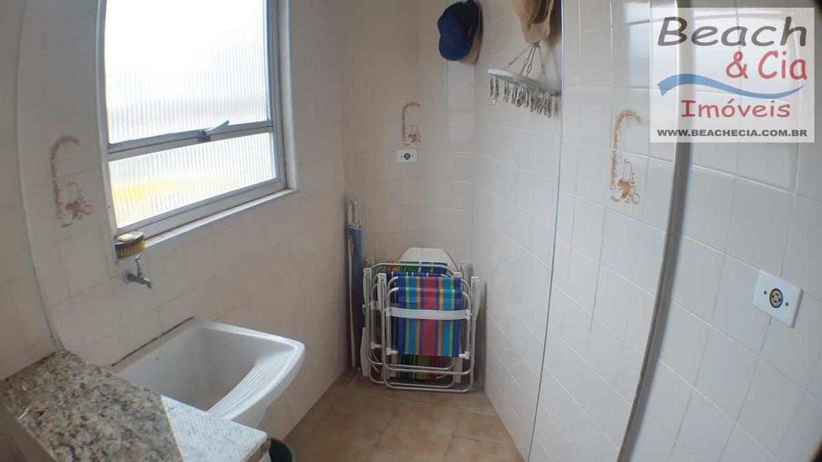apartamento 1 dorm, caiçara, praia grande - r$ 120 mil, ap00695 - vap00695