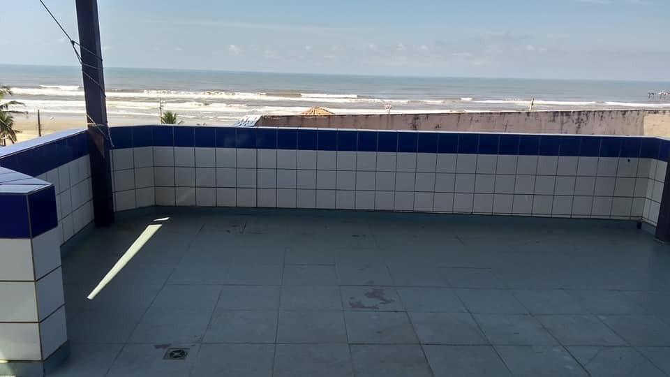 apartamento 1 dorm com vista para o mar 1277