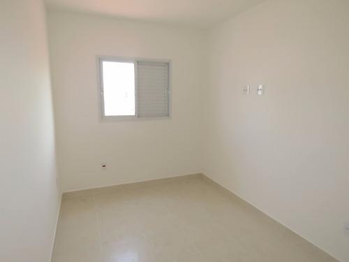 apartamento 1 dormitório - aviação - praia grande - sp