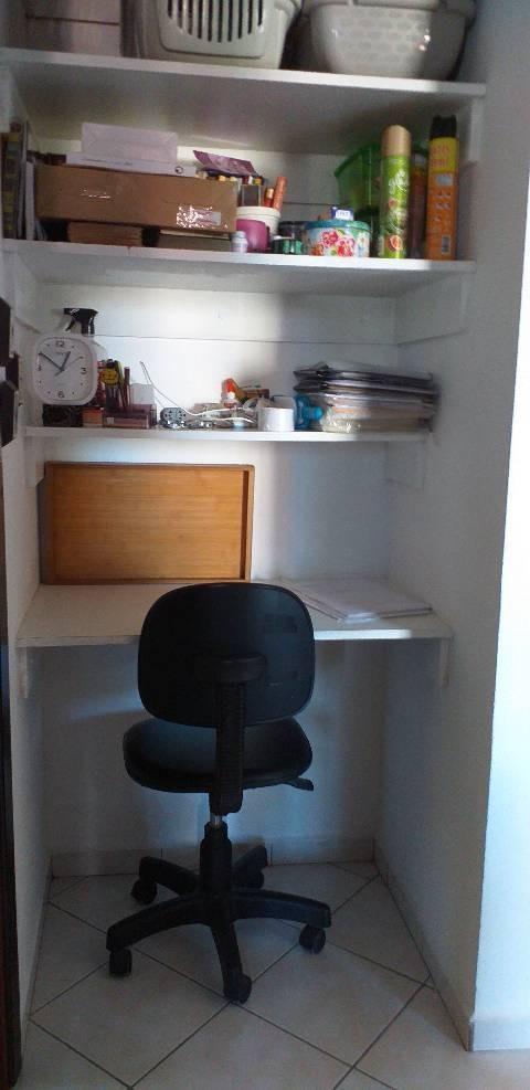 apartamento 1 dormitório com sacada e lazer completo