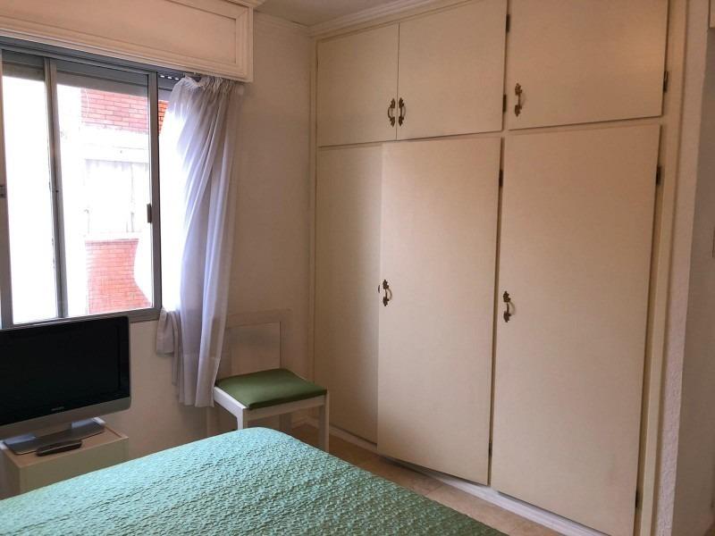 apartamento 1 dormitorio en península - ref: 3042