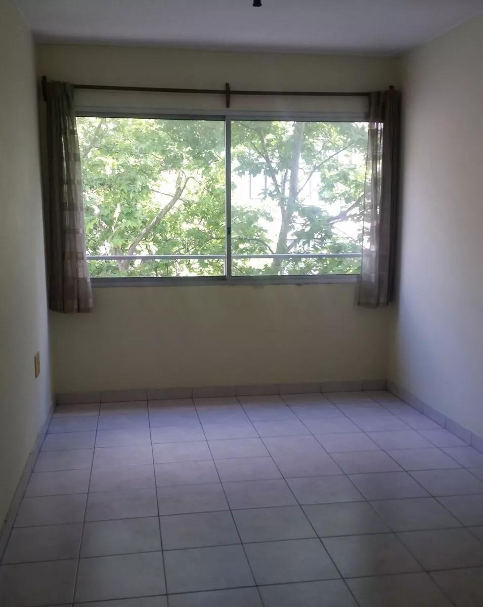apartamento 1 dormitorio en pleno centro a pasos de plaza ca