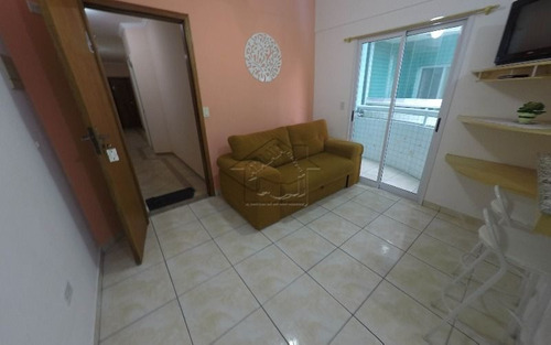 apartamento 1 dormitório mobiliado no boqueirão em praia grande aceita financiamento