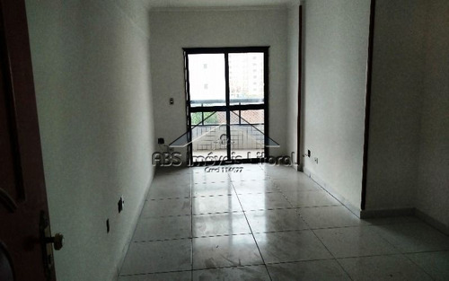 apartamento 1 dormitório na ocian em praia grande -sp